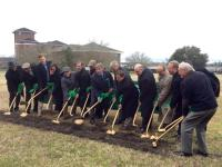 Groundbreaking for Embassy Suites