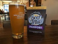 Molly Pitcher Brewing Company Beer Trail Passport
