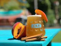 Crooked Hammock Peach Beer