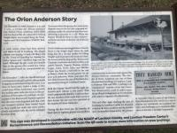 Orion Anderson Lynching Marker