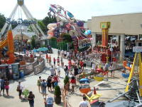 Funland on the Rehoboth Beach Boardwalk