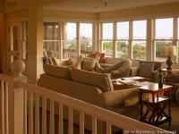 Relaxing at The Sanderling Resort, Duck, North Carolina