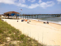 The Avon Pier, Koru Village Resort & Spa, Avon, North Carolina