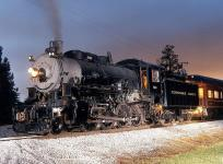 Tennessee Valley Railroad Museum_Solar Eclipse