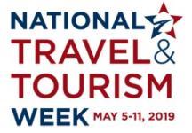 National Travel & Tourism Week 2019 - Logo