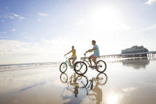 Bicycling on Daytona Beach Weekend Blog