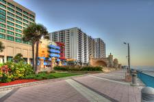 Daytona Beach Boardwalk and Bandshell
