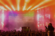 Life in Color at the Tacoma Dome