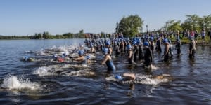 Tupper Lake Tinman Triathlon 2