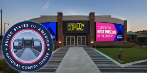 National Comedy Center - United States' Cultural Institution