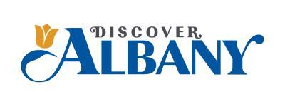 Discover Albany logo