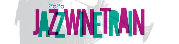 Jazz Wine Train 2020 Logo
