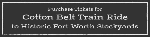 Cotton Belt Tickets