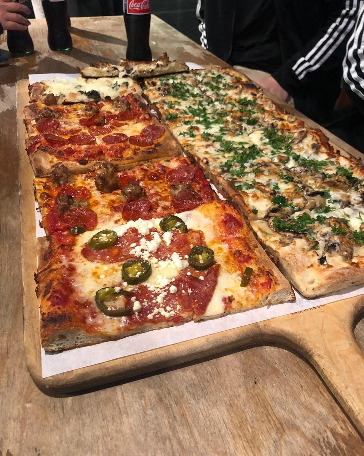 Zero Zero Pizzeria in Huntington Beach