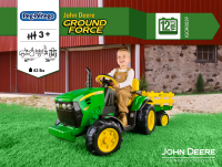 John Deere Ground Force - Peg Perego