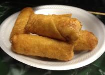The eggrolls were some of the freshest I've ever eaten.