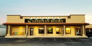Sandman Book Company Front View