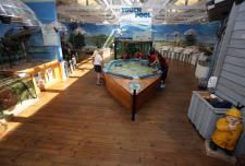 Marine Science Center, perfect vacation sight seeing spot.