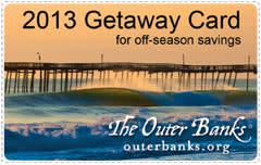 2013 Getaway Card