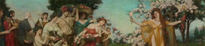 Howard Pyle Mural