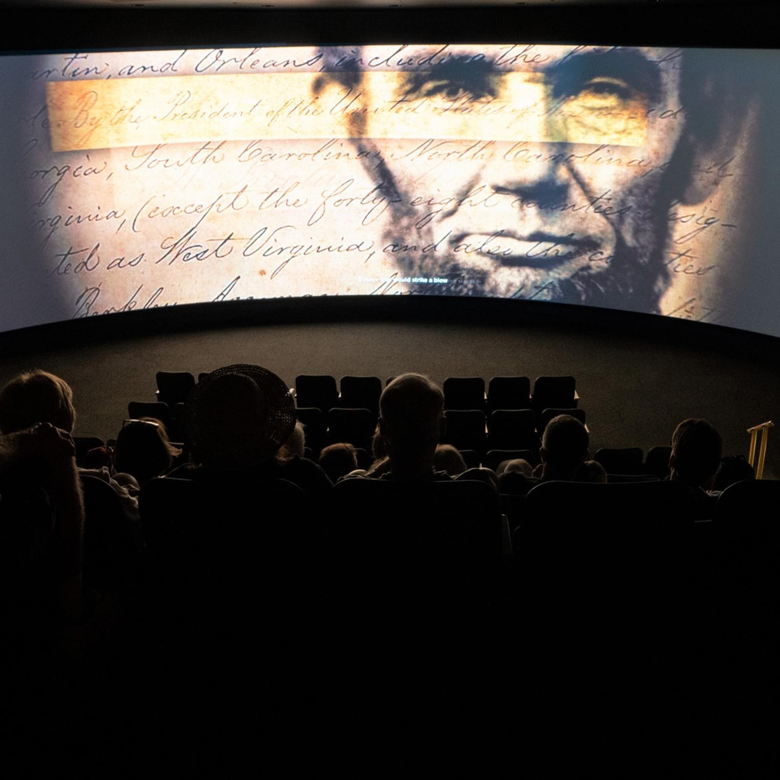 Film: A New Birth of Freedom