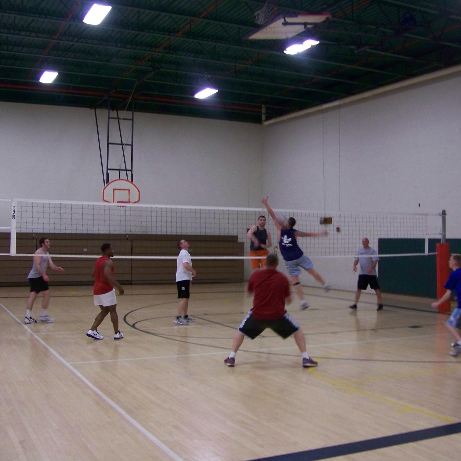Gym - Volleyball
