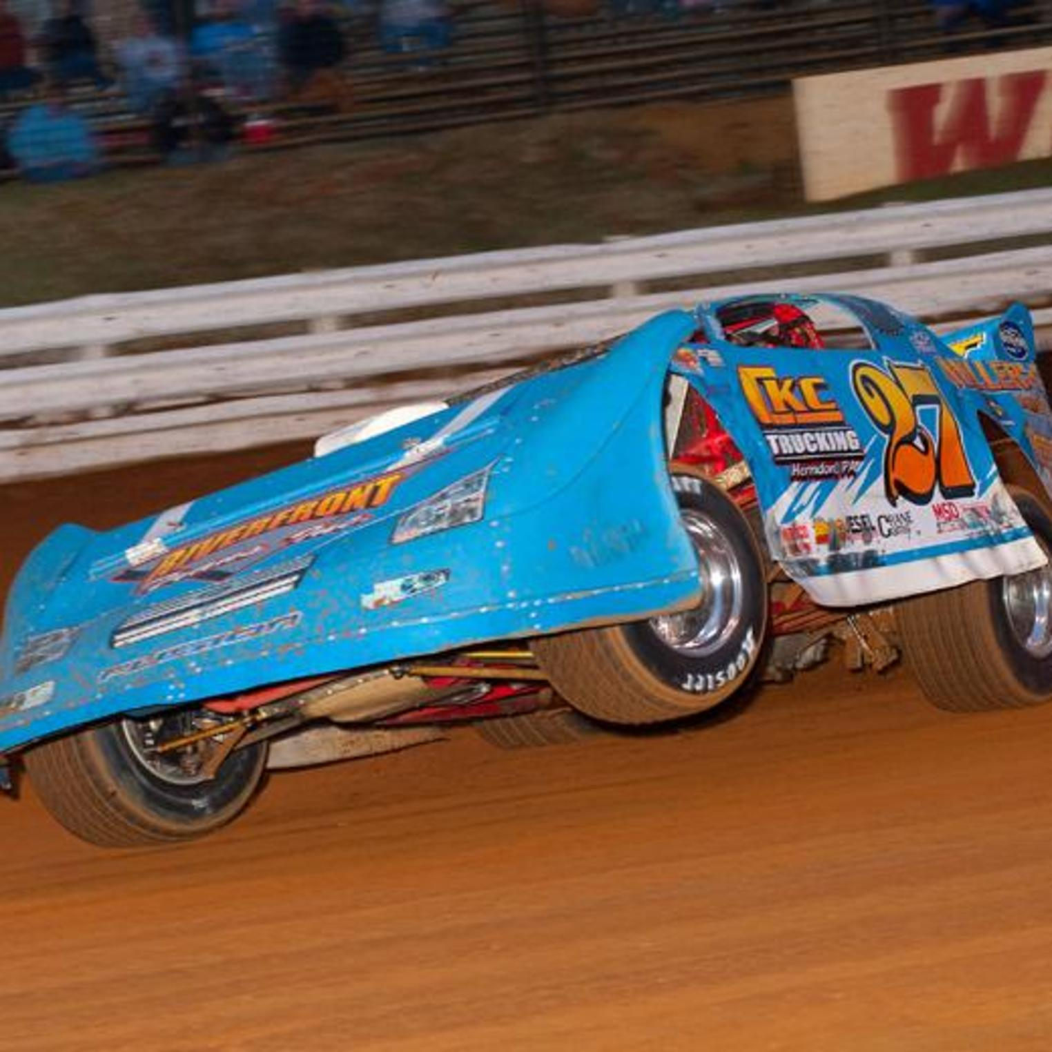 Late Model at Williams Grove Speedway