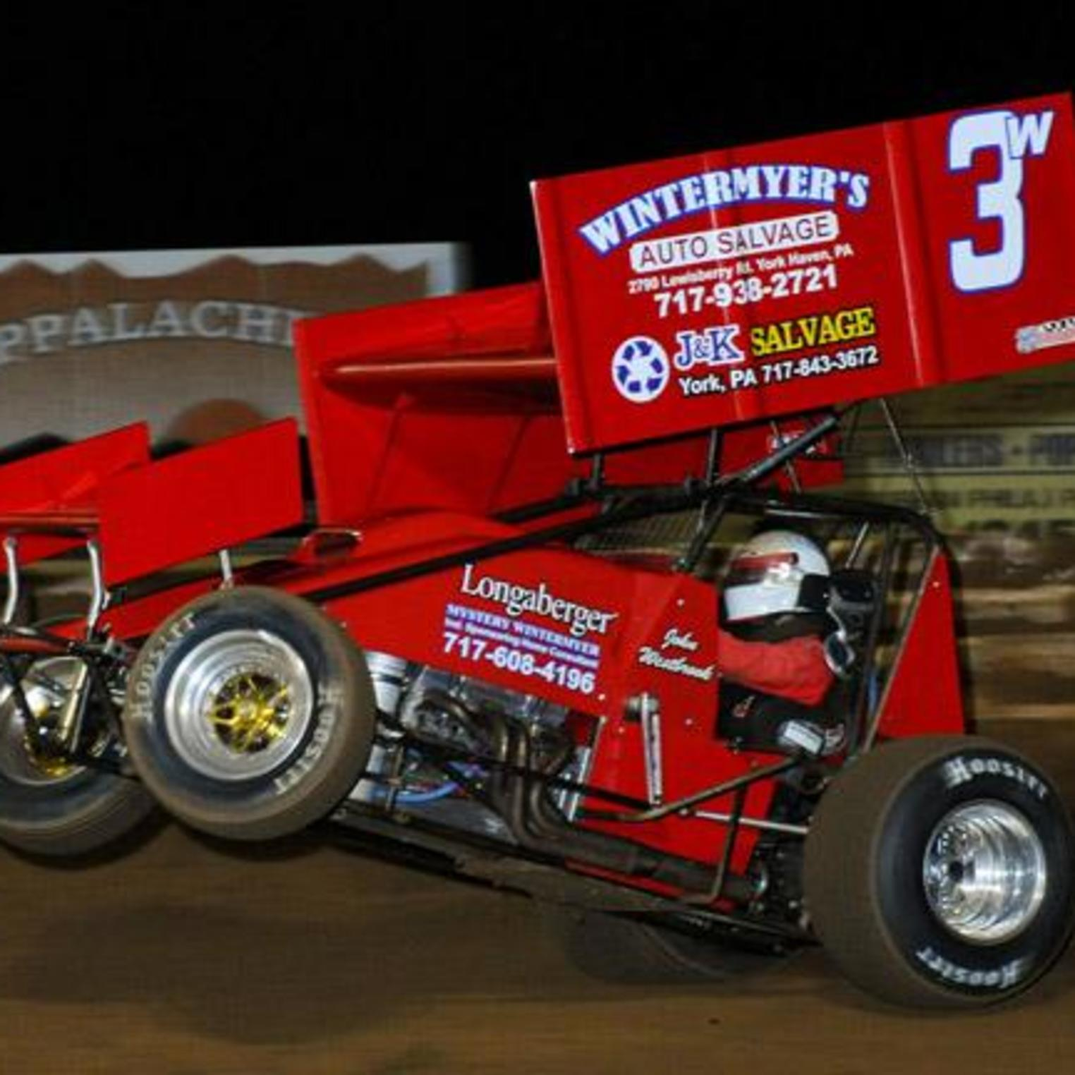 410 Sprint Car at Williams Grove Speedway
