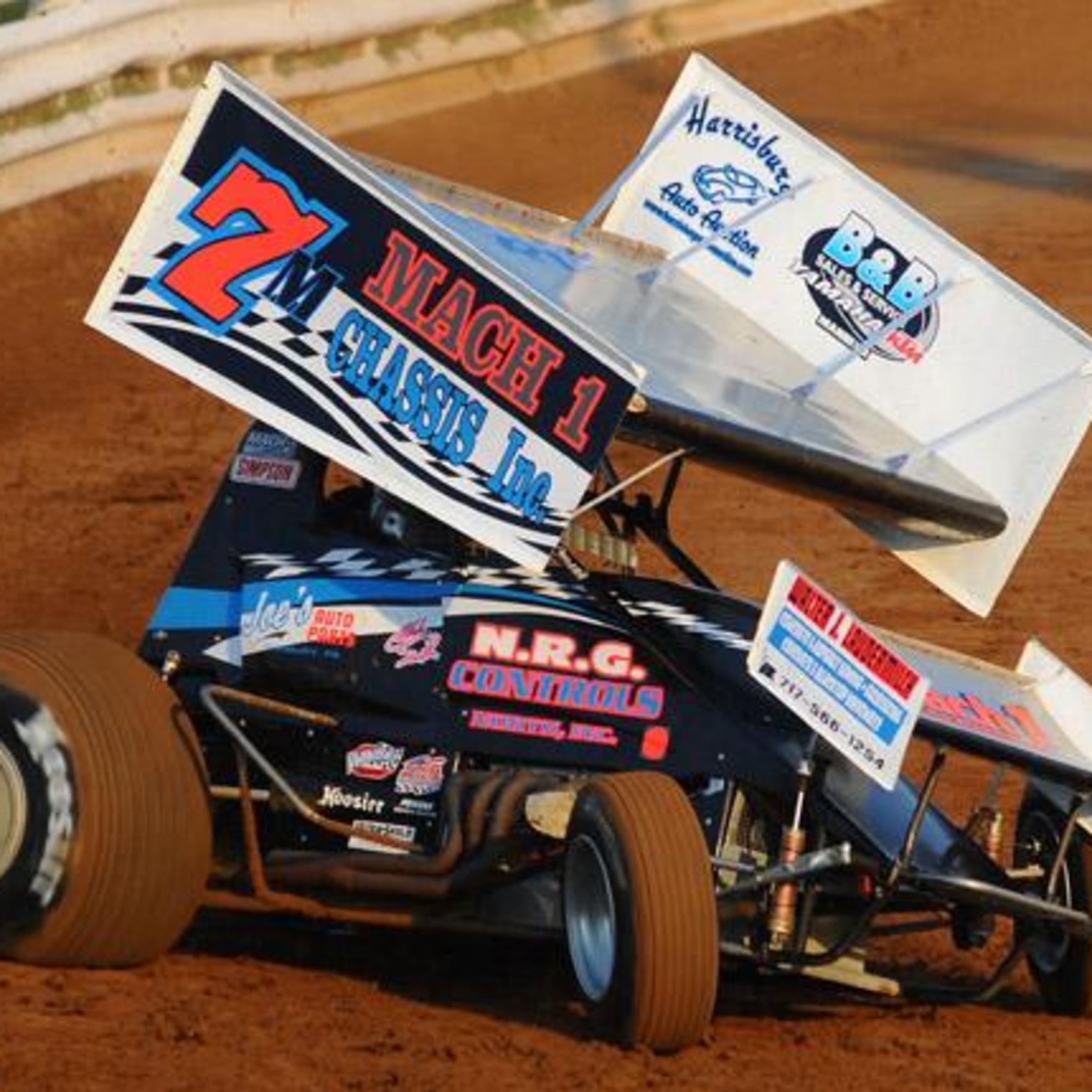 Taking the Turns at Williams Grove Speedway