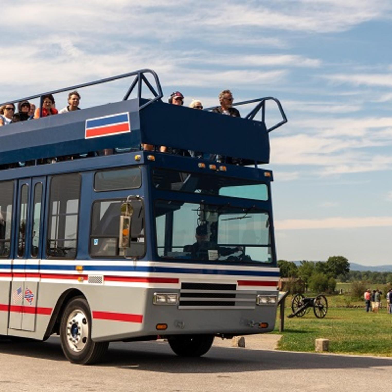 Summer Double Decker Bus Tour