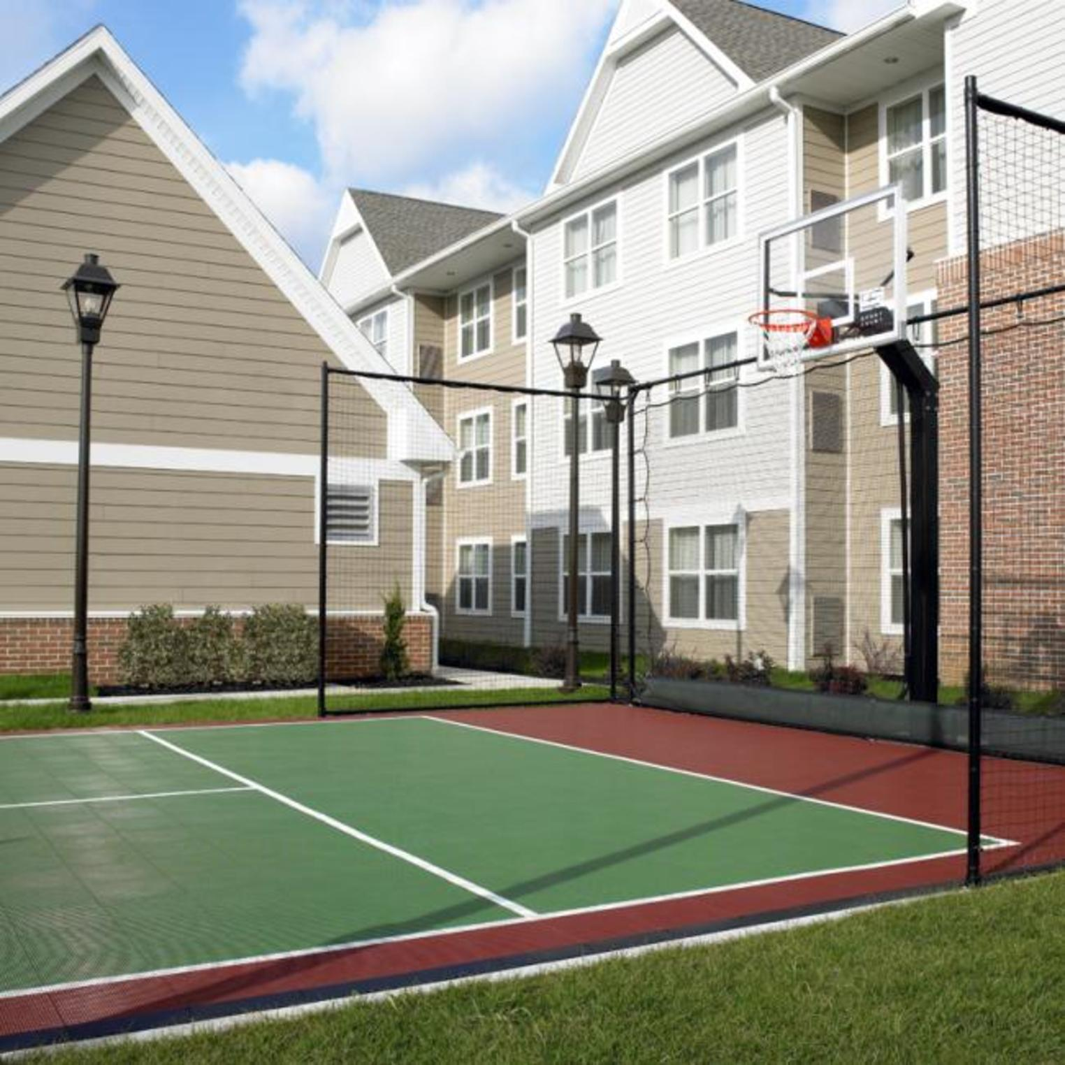 Residence Inn by Marriott Harrisburg Carlisle Outdoor Sports Court