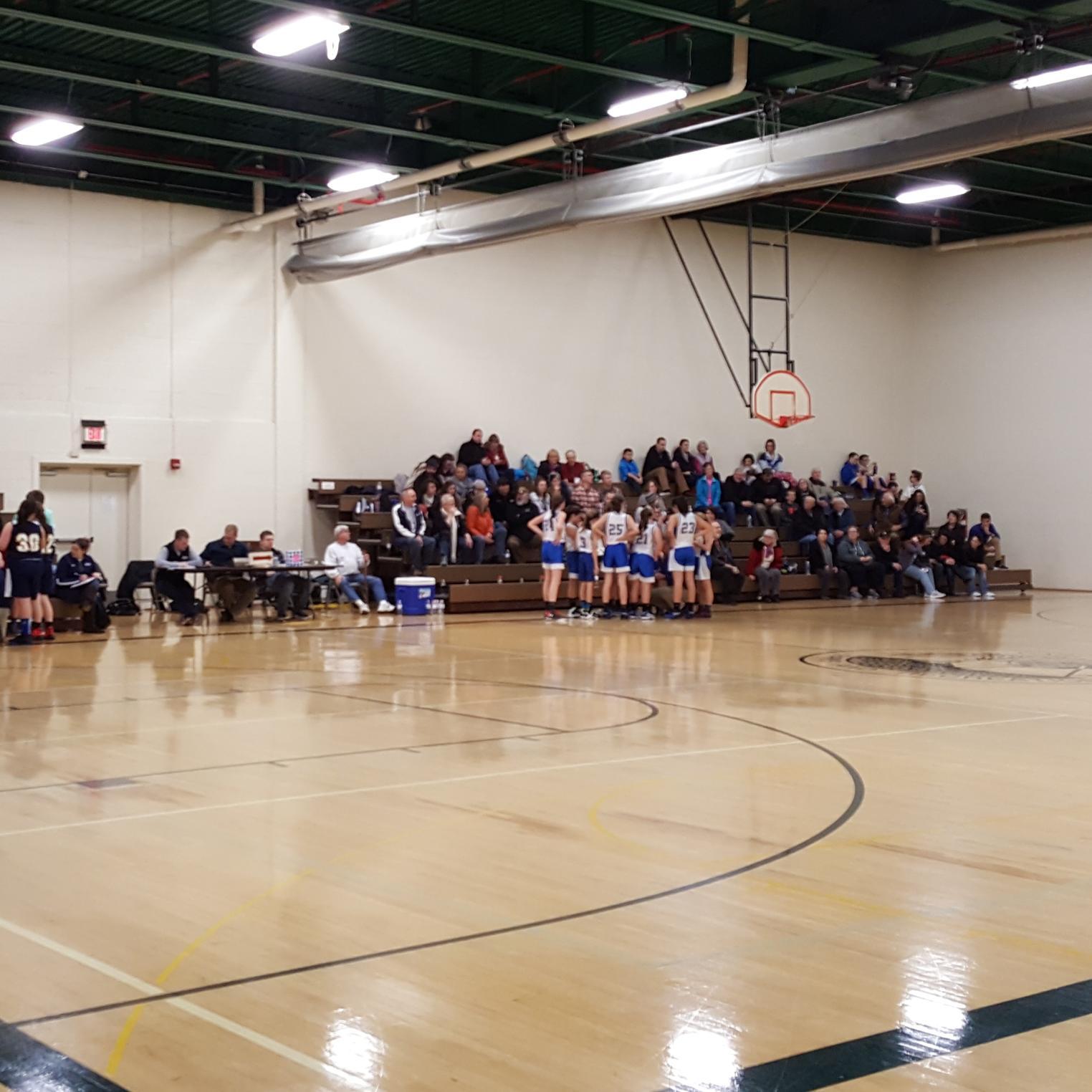 Gymnasium - Basketball