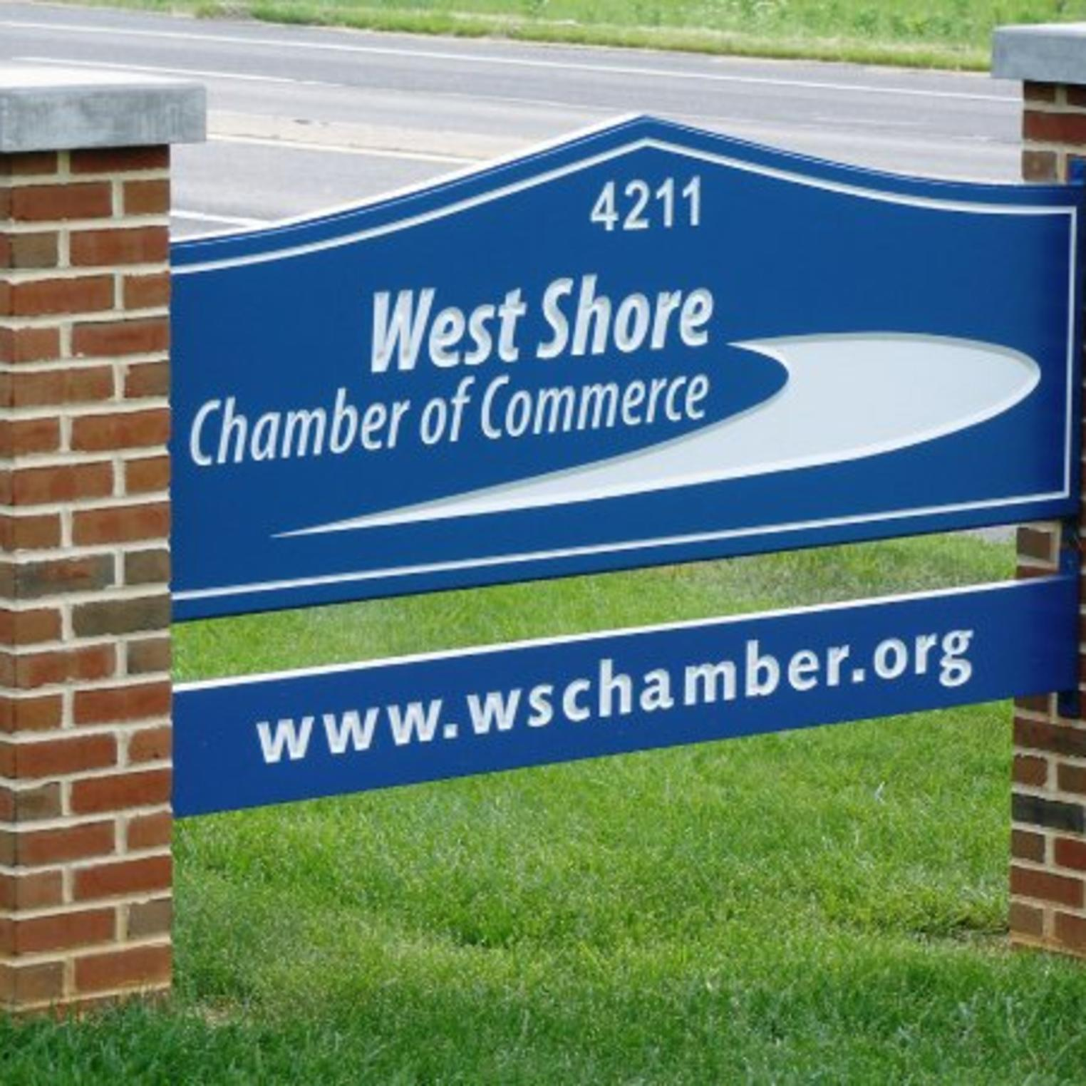 Chamber Front Sign