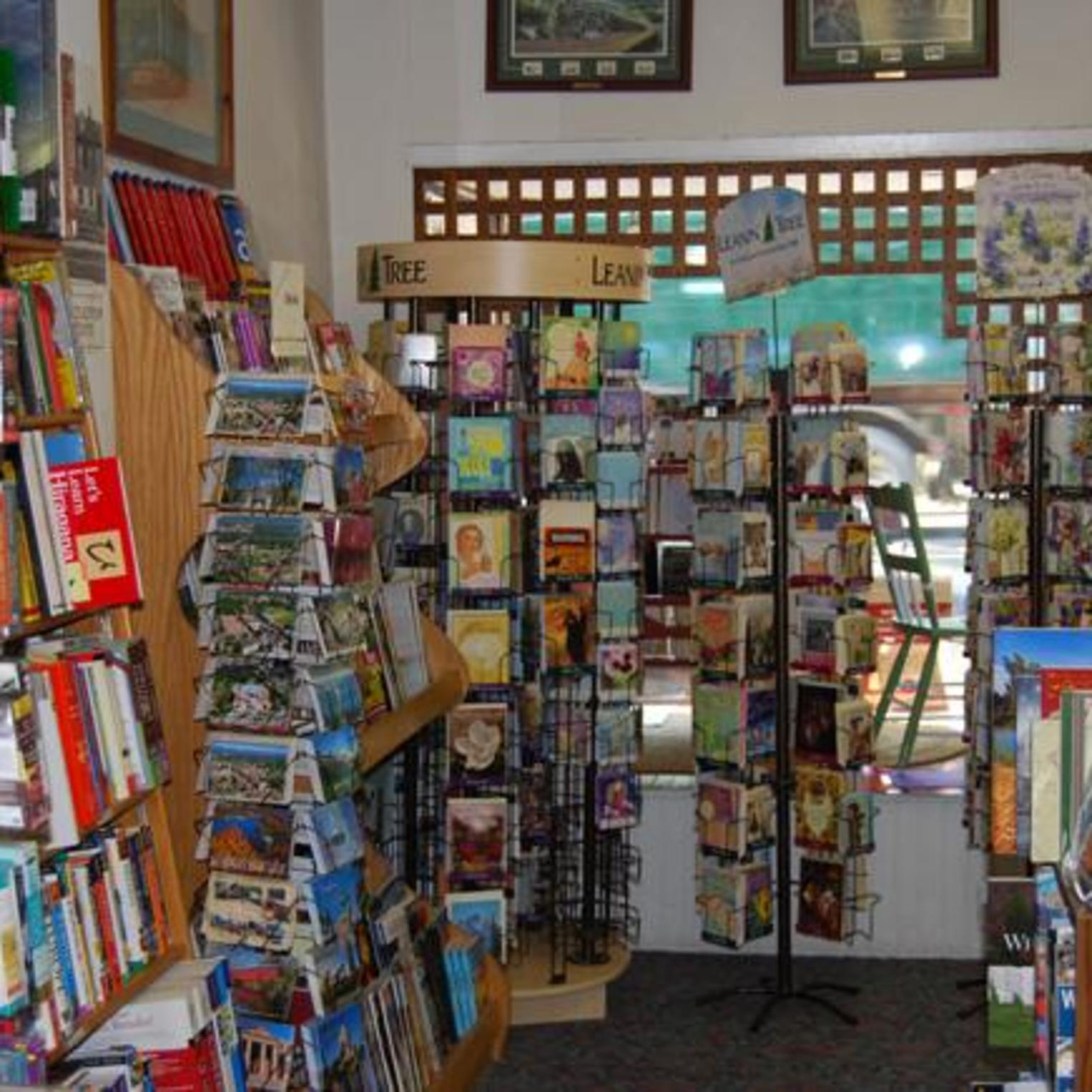 Whistlestop Bookshop