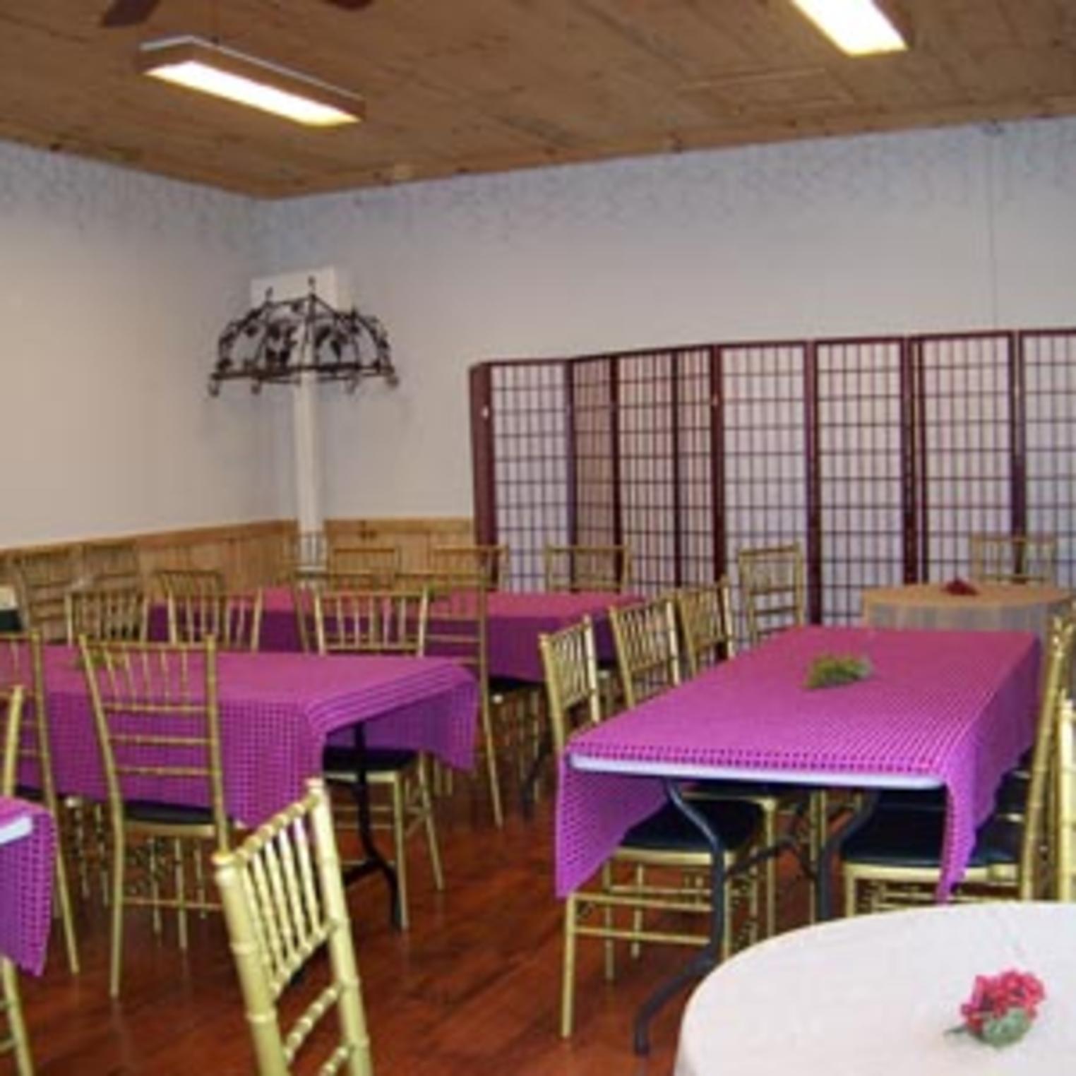 Inside Adams County Winery
