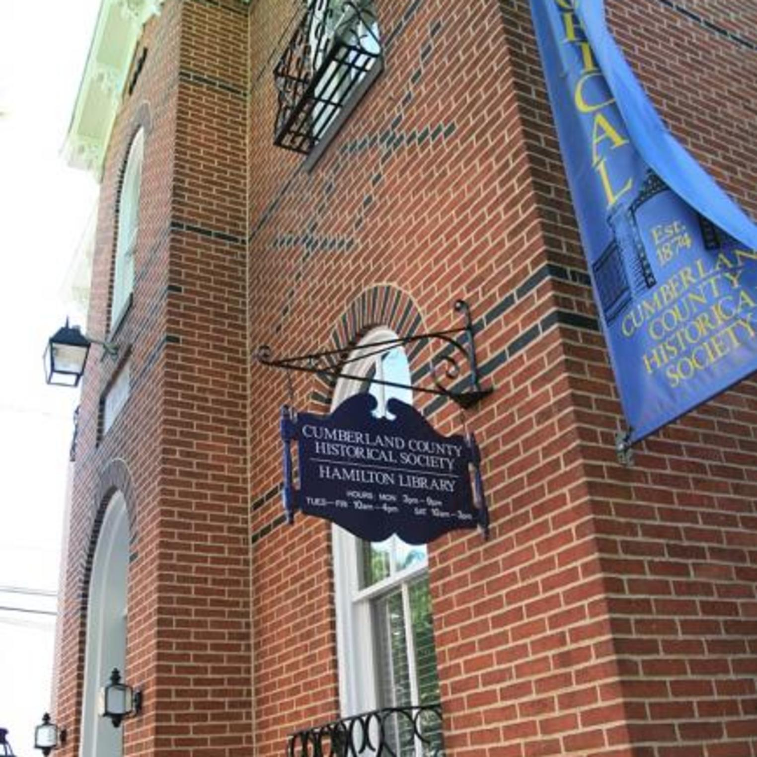 Cumberland County Historical Society and Hamilton Library