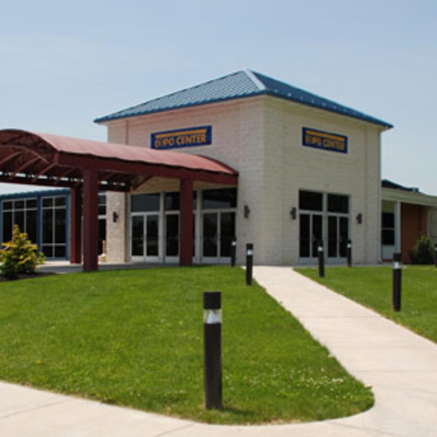 Exterior Carlisle Expo Center