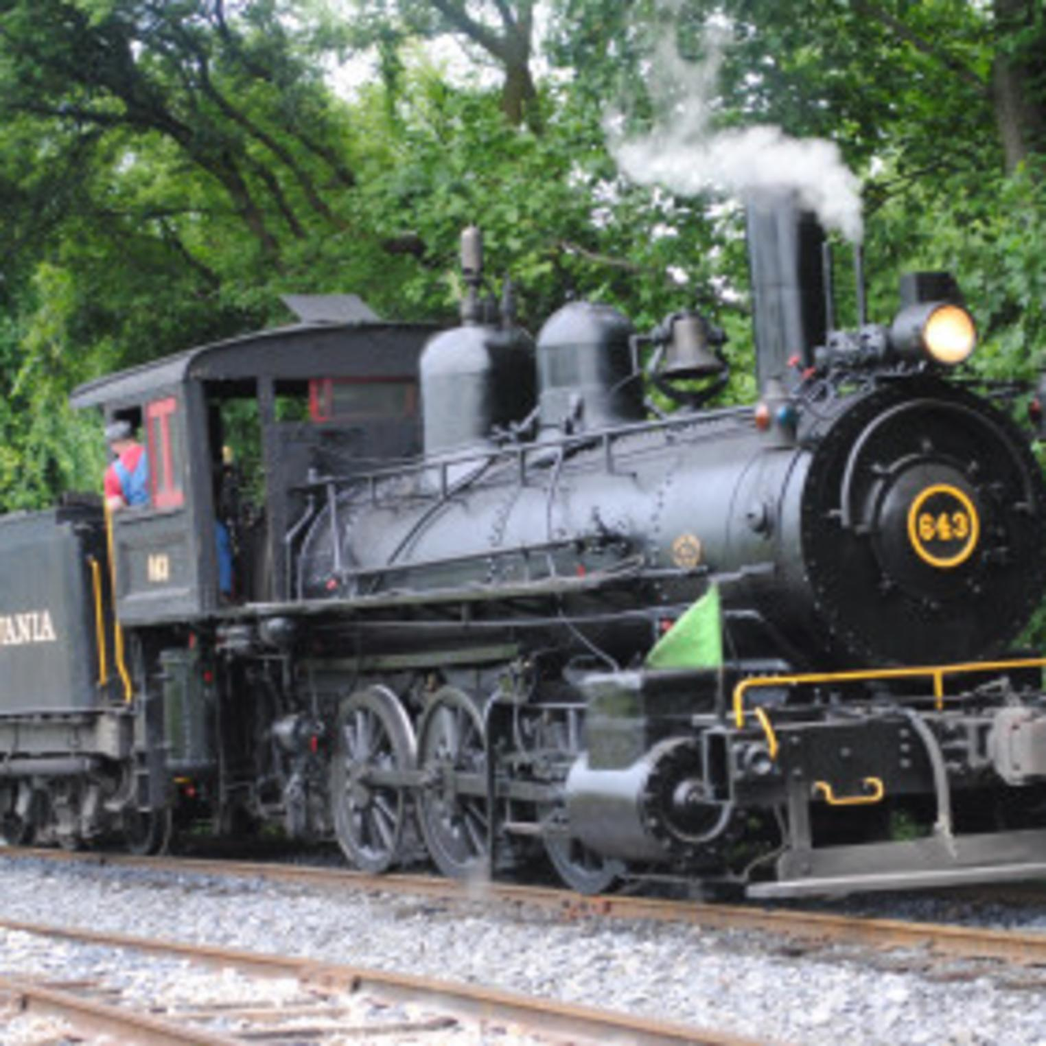Williams Grove Historical Steam Engine Association #643