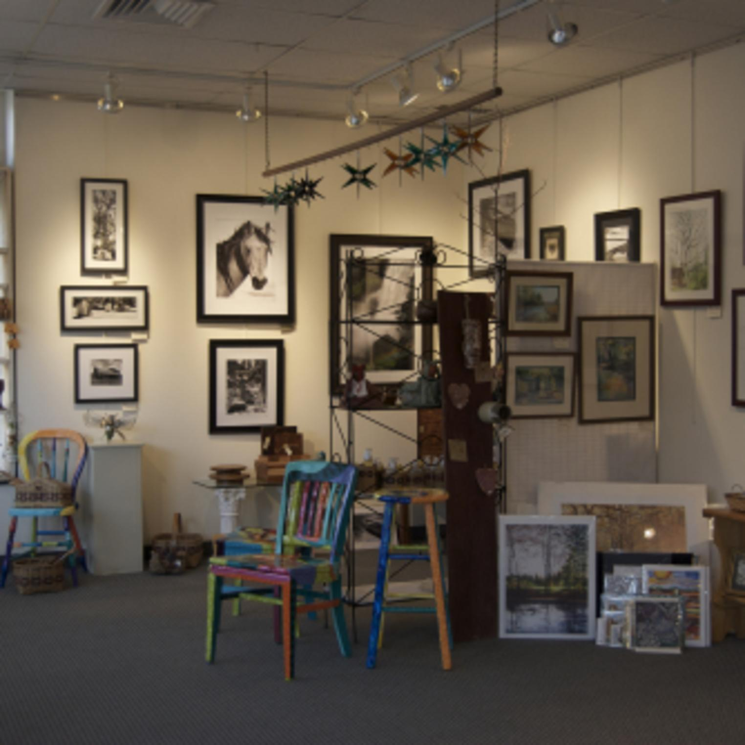Perry County Council of the Arts Gallery
