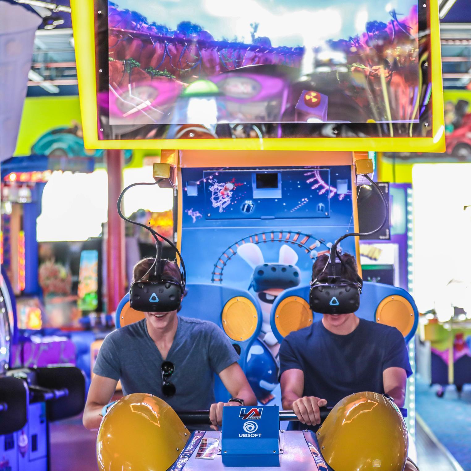 Rabbids VR