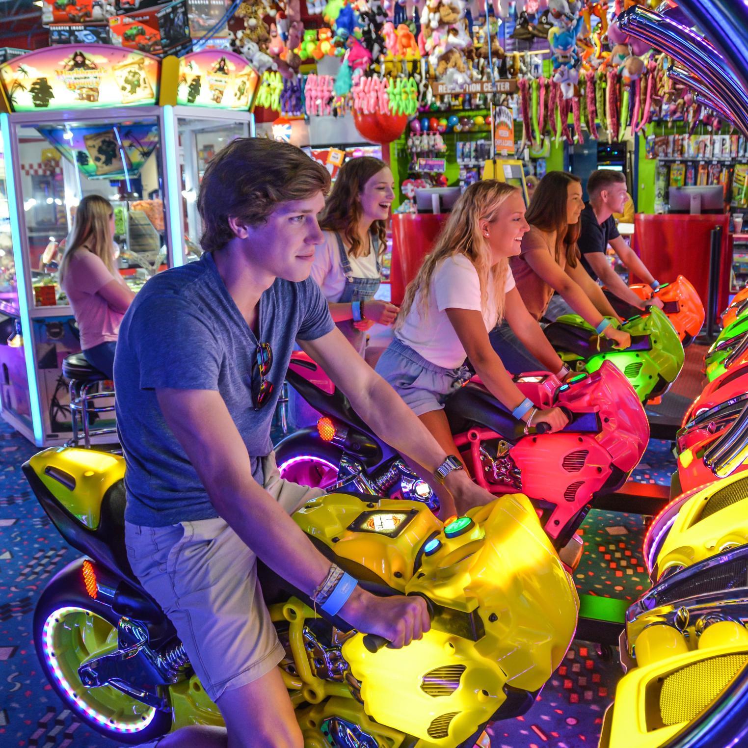 Arcade - Super Bikes