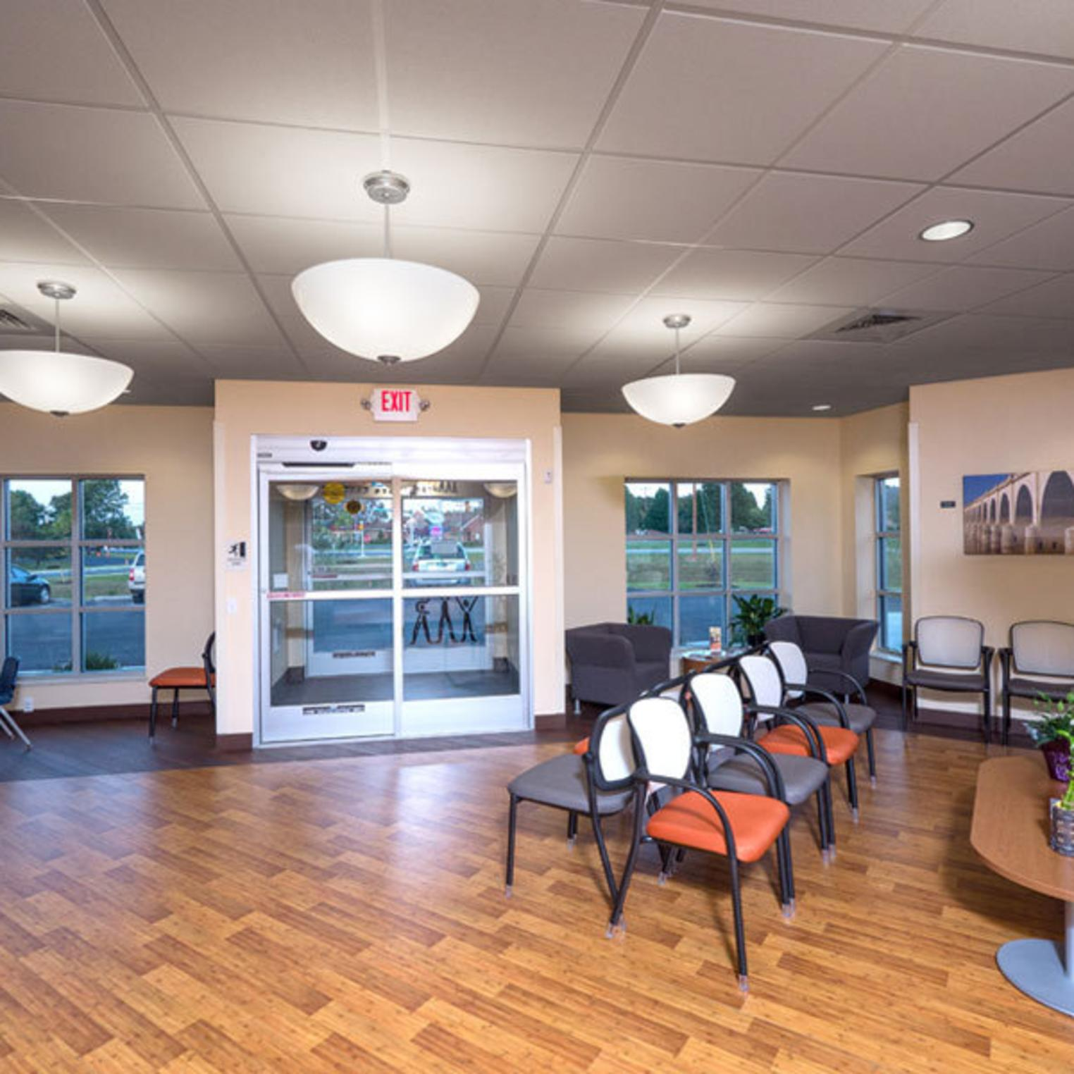 AllBetter Care Carlisle Interior
