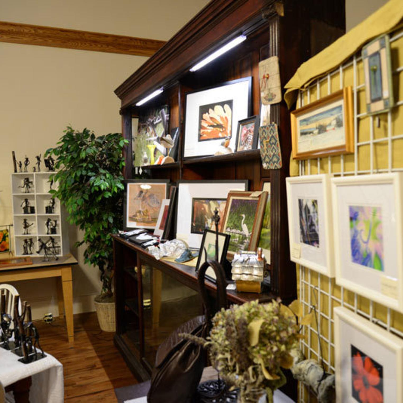 American Artisan Gallery Interior