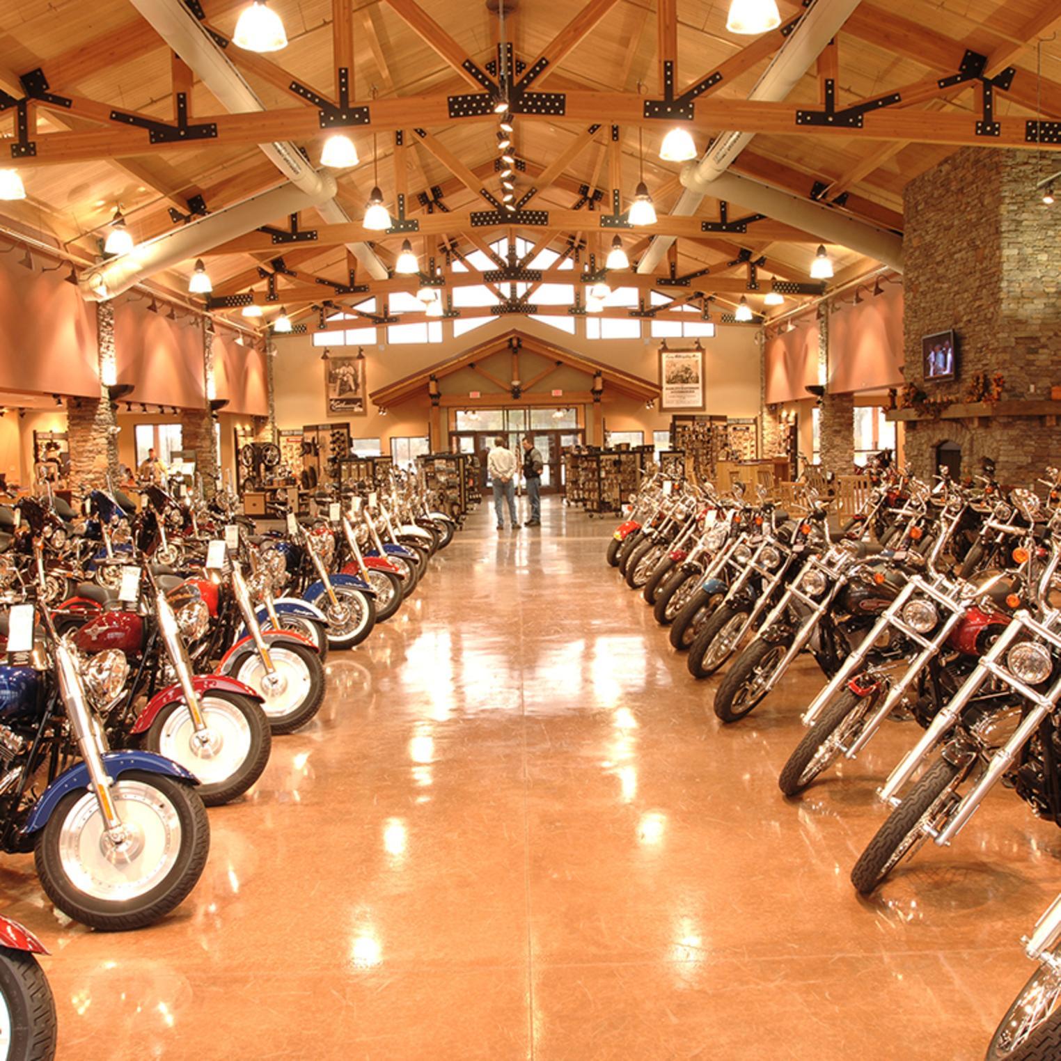 Appalachian Harley Davidson