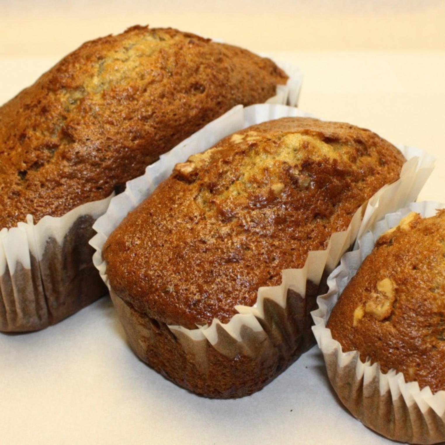 Beeman's Baked Goods Zucchini Bread