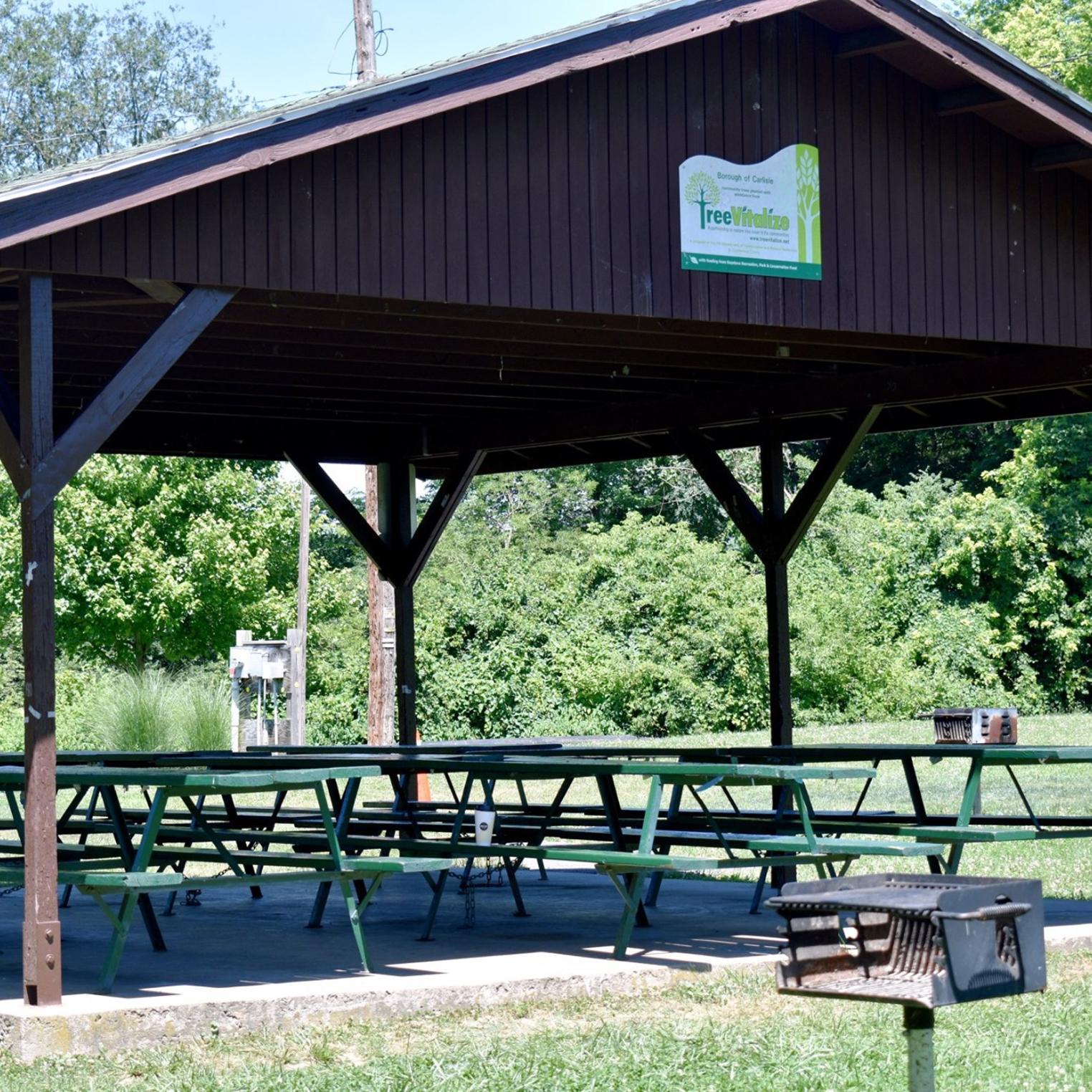 Biddle Mission Park Pavilion