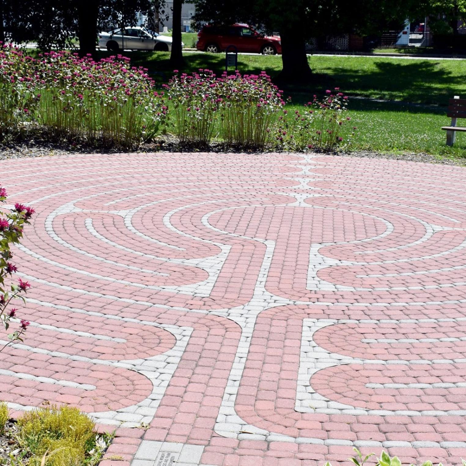 Biddle Mission Park Labyrinth