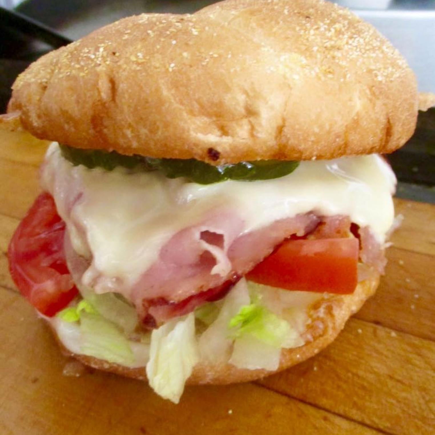 Blockbuster Sandwich