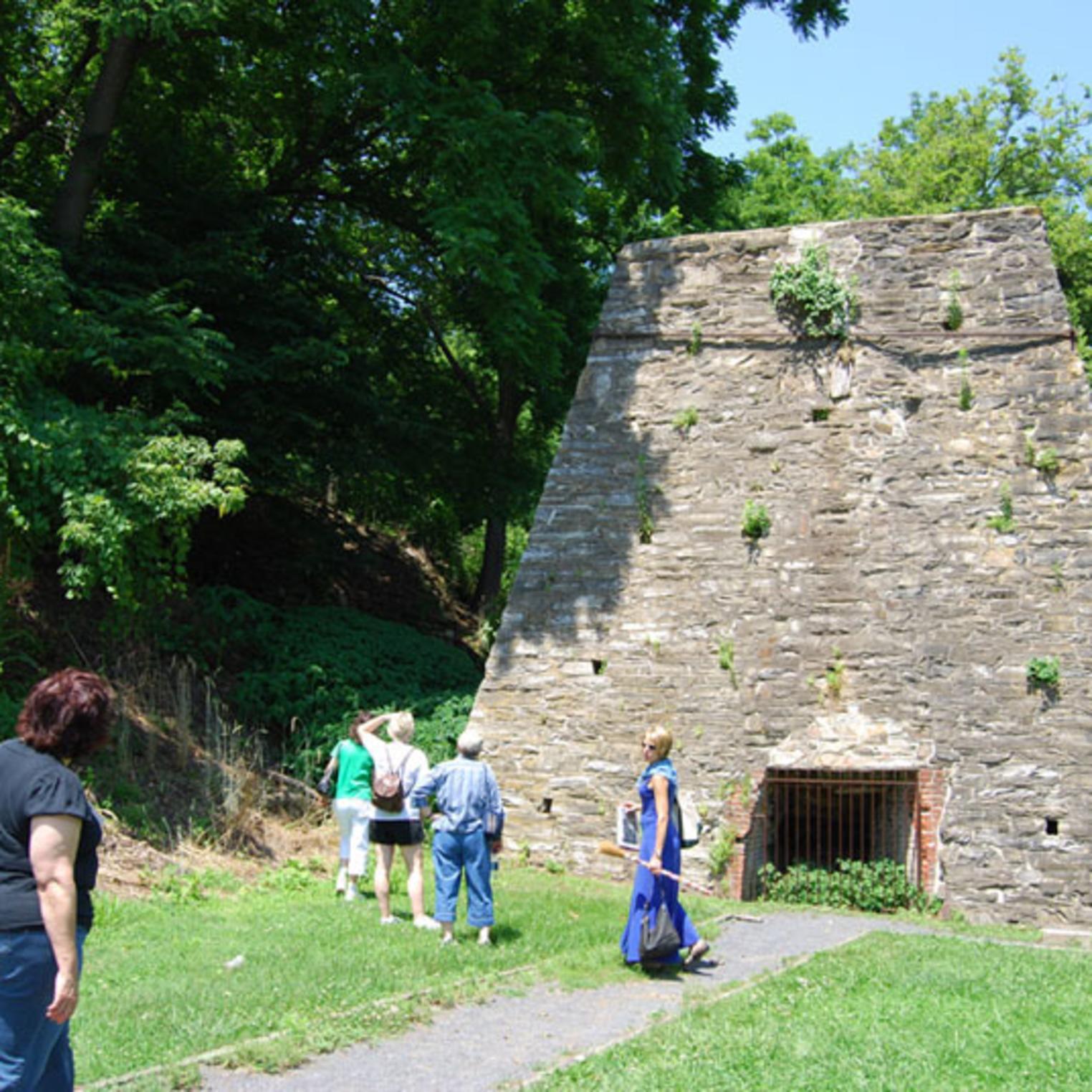 Carlisle Iron Works Furnace