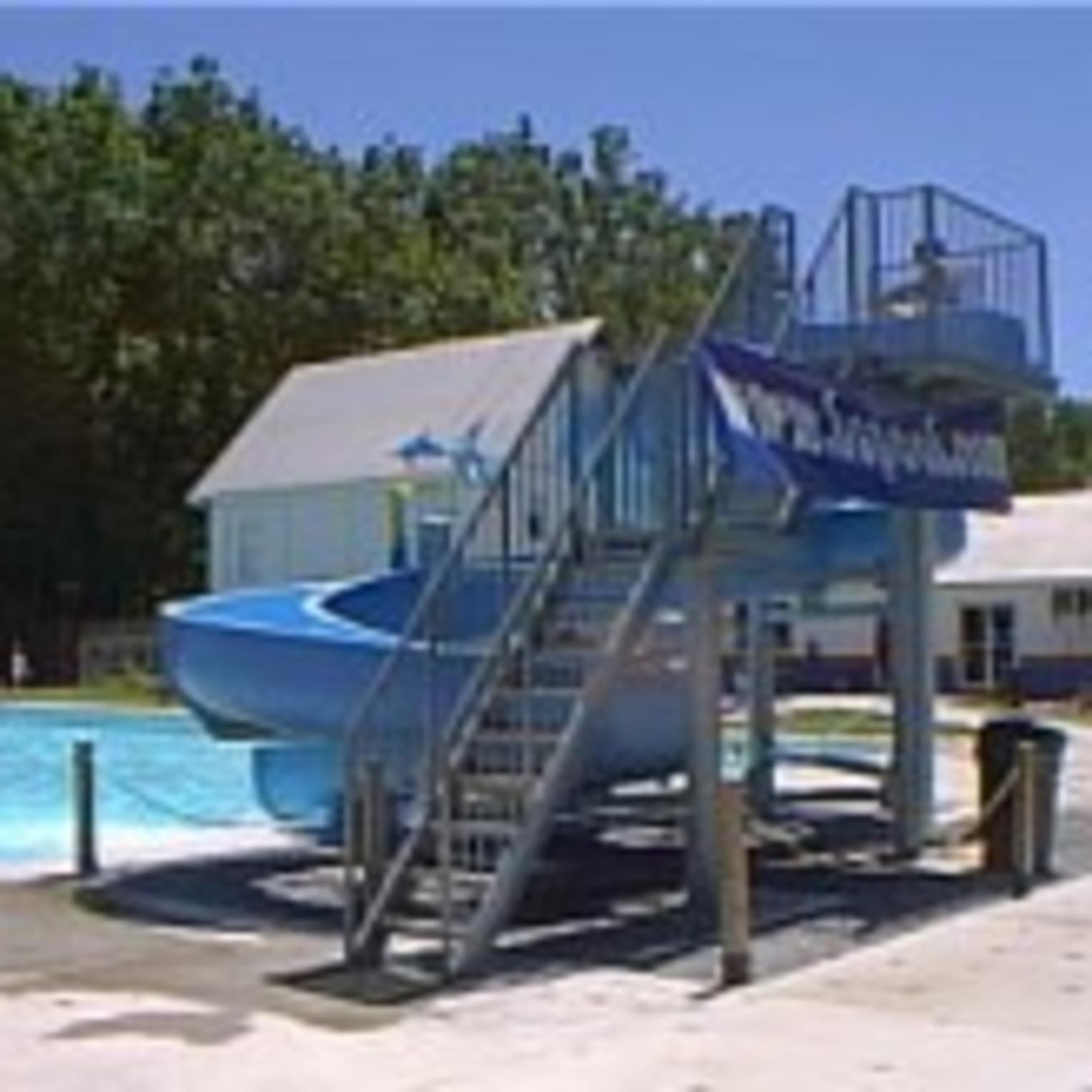 Boiling Springs Pool